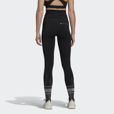 Women's adidas by Stella McCartney Black adidas by Stella McCartney TruePurpose Tights