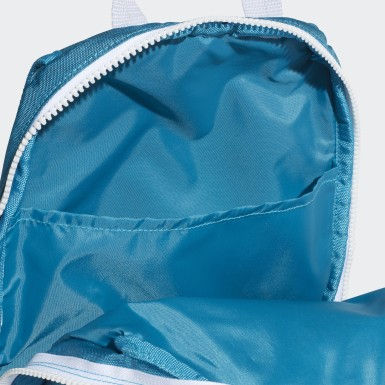 เด็ก เทรนนิง สีเทอร์คอยส์ กระเป๋าสะพายหลังทรงคลาสสิก Frozen