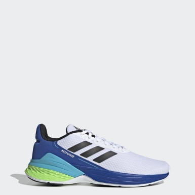 Men Running White Response SR Shoes
