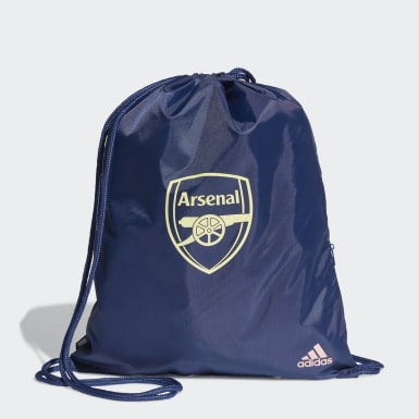 Football Blue Arsenal Gym Sack