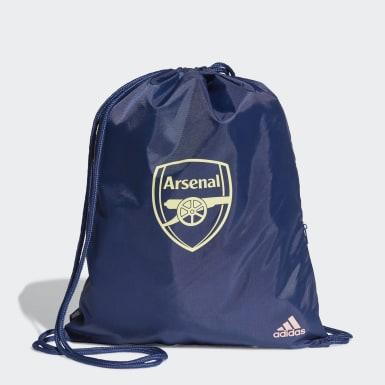 Fotbal modrá Taška Arsenal Gym