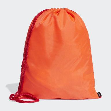 Handball Orange Gymnastikpose
