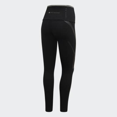 Tight TRUEPACE Long Noir Femmes adidas by Stella McCartney