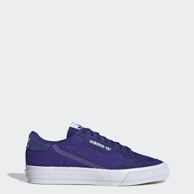Originals Purple Continental Vulc Shoes