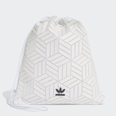 Sac de sport 3D Blanc Originals