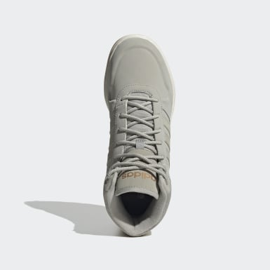 Women Basketball Grey Blizzare Boots