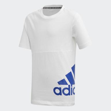 Must Haves Badge of Sport t-skjorte