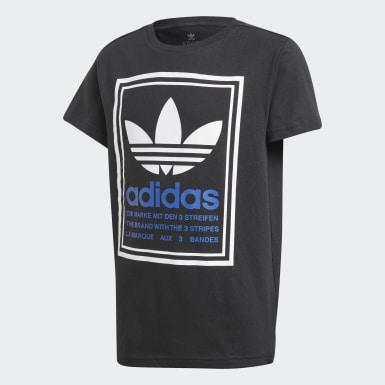Genç Originals Siyah Graphic Tişört