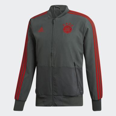 FC Bayern Presentation Jacket