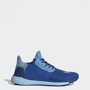 Originals Blue Pharrell Williams x adidas Solar Hu Shoes