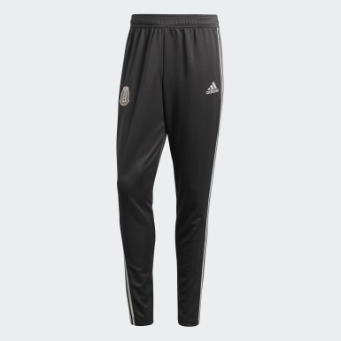 Heren Voetbal grijs Mexico Training Pants