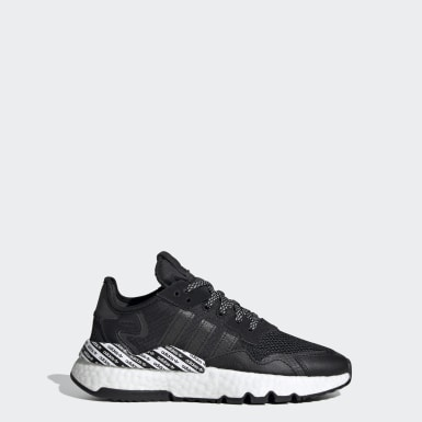 Youth 8-16 Years Originals Black Nite Jogger Shoes