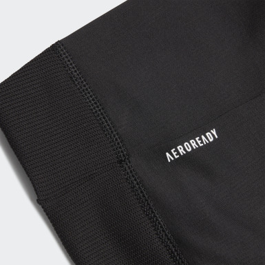 Training Black AEROREADY Neck Warmer