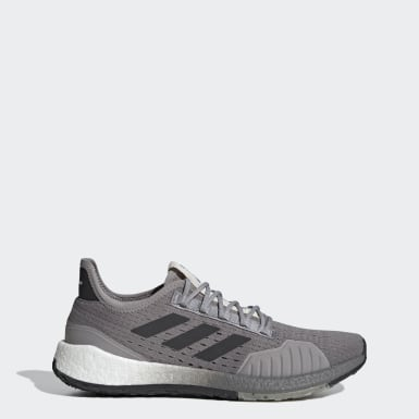 Men Running Grey Pulseboost HD SUMMER.RDY Shoes