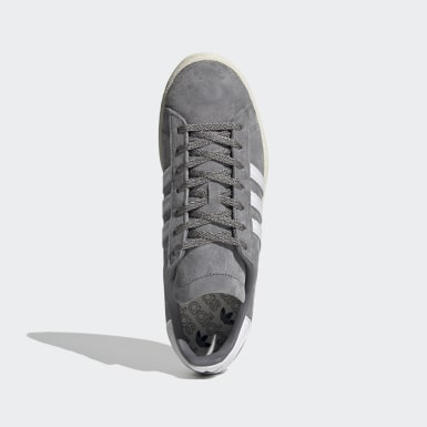 Men's Originals Grey Campus 80s Shoes