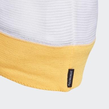 Bonnet Terrex Logo Blanc Sports D'hiver