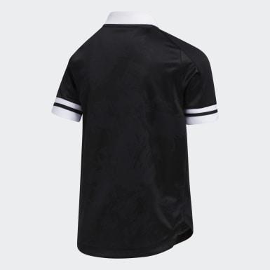 Camiseta Condivo 20 Negro Niño Fútbol