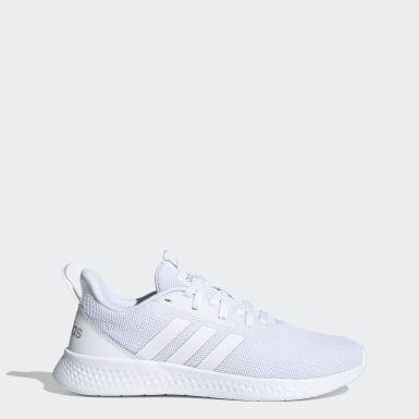Chaussure Puremotion Blanc Hommes Running