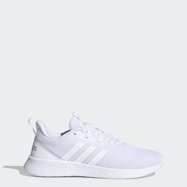 Männer Running Puremotion Schuh Weiß