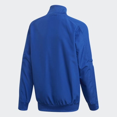 Youth 8-16 Years Training Blue Condivo 20 Presentation Track Top
