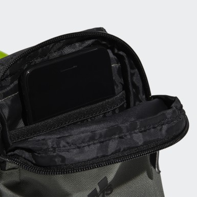 Men Training Green Classic Organizer Bag