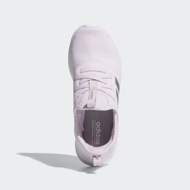 Tenis Cloudfoam Pure K Rosa Niño Essentials