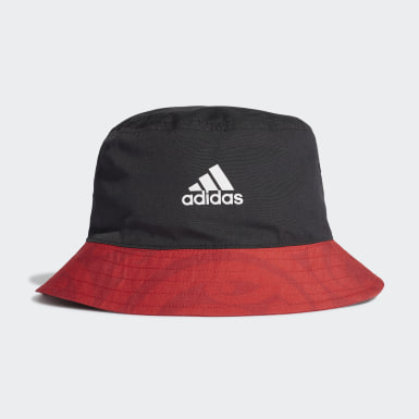 Māori All Blacks Bucket Hat Czerń