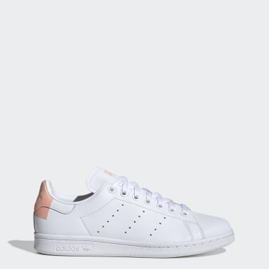 Tenis Stan Smith W Blanco Mujer Originals
