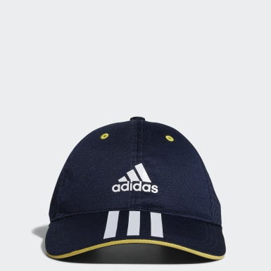 Kids Training Blue Mesh Cap