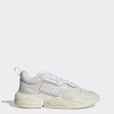 Originals White Supercourt RX Shoes