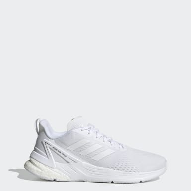 Running White Response Super Shoes
