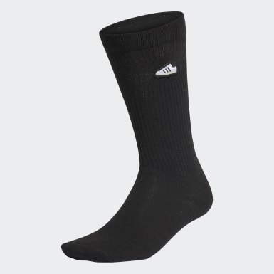 Meias Super Socks Preto Originals