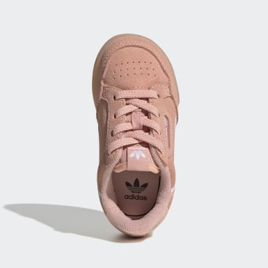 Kinder Originals Continental 80 Schuh Rosa