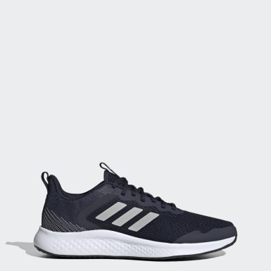Men Running Blue Fluidstreet Shoes