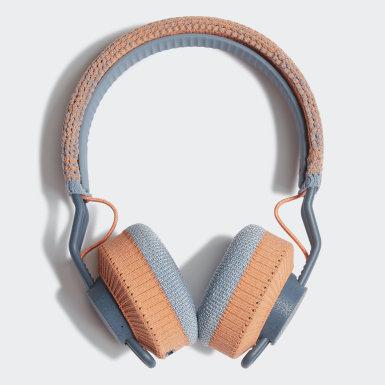 Běh oranžová Sluchátka RPT-01 Sport On-Ear