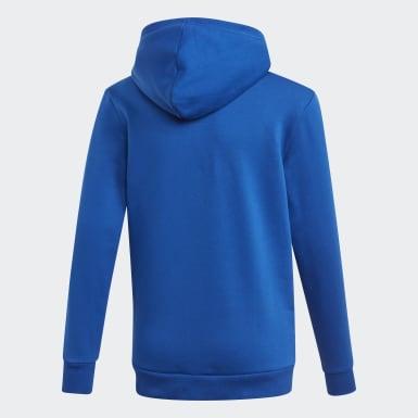 Jongens Training Blauw Sport ID Pullover