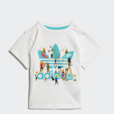 Infant Originals White Tee