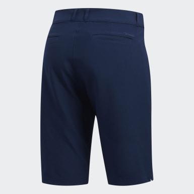 Women Golf Blue Ultimate Club Bermuda Shorts
