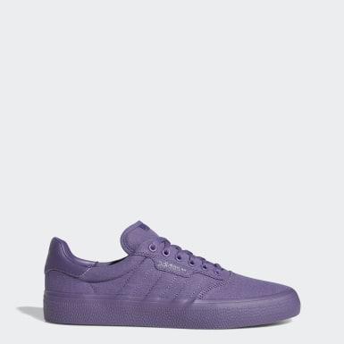 Chaussure 3MC pourpre Originals