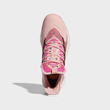 Tenis Pro Boost Low (UNISEX) Rosa Basketball