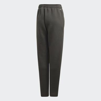 Pantalon Climawarm Tapered vert Adolescents Entraînement