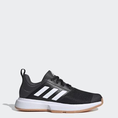 Netbal Zwart Essence Indoor Schoenen