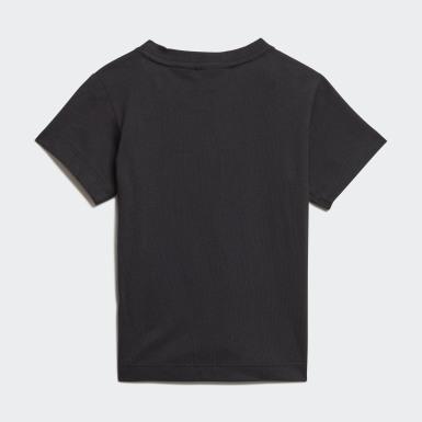 Camiseta Sport Goofy Negro Niño Originals