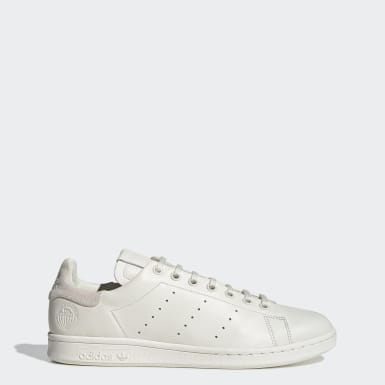 Men Originals Beige Stan Smith Recon Shoes