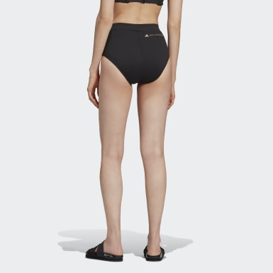 Slip bikini TruePurpose Nero Donna adidas by Stella McCartney