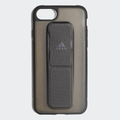 Running Black iPhone Grip Case