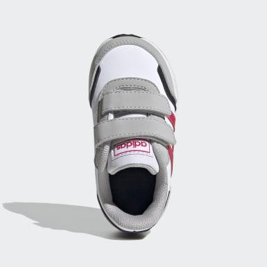 Kids Running White VS Switch Shoes
