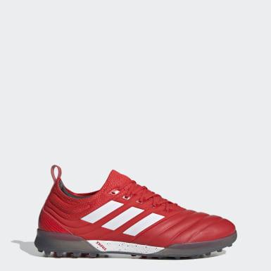 Calzado de fútbol Copa 20.1 Pasto Sintético Rojo Hombre Fútbol