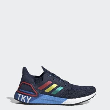 Running Blue Ultraboost 20 Tokyo City Pack Shoes