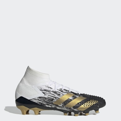 Botas de Futebol Predator Mutator 20.1 – Relva artificial Branco Futebol